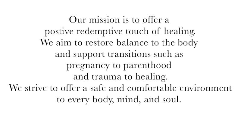 Redeeming Touch Massage